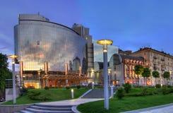 5 STAR HOTEL IN KIEV Stock Images