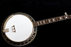 5 String  Banjo Royalty Free Stock Image