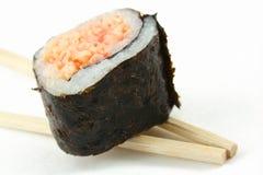 5 sushi Arkivfoto