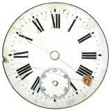 5 tarcz rocznika zegarek Zdjęcie Royalty Free