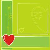 5 valentines ilustracja wektor
