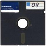 5 viejos de ' disco 25 pulgadas fotografía de archivo libre de regalías