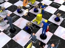 5 VOL. стратегии бизнеса Стоковая Фотография