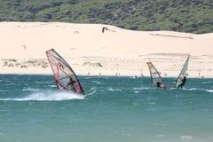 5 windsurf Zdjęcie Stock