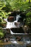 5 wodospadów Obraz Royalty Free