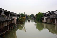 5 wuzhen xizha 库存图片