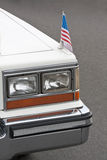 50个美国人汽车经典s 免版税库存图片