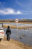 50 скоростей Стоковая Фотография