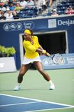 50 2009 kopp rogers serena williams Royaltyfri Fotografi