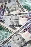 50$ Fotografia Stock Libera da Diritti