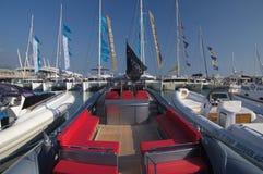 50. Ausgabe des Bootserscheinens von Genua, Italien Stockbilder