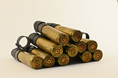 .50 Caliber Bullet Stock Photos