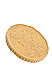 50 centavos Fotografia de Stock