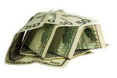 50 Dollar Lizenzfreies Stockbild