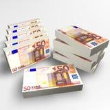 50 Euro Royalty Free Stock Image