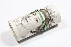50 funtów Zdjęcia Stock