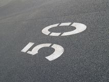 50 mph Στοκ φωτογραφία με δικαίωμα ελεύθερης χρήσης