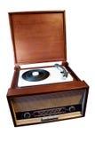 50 rocznik radia Fotografia Stock