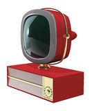 50'sTV2 Stock Photography