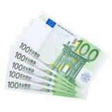 500 евро Стоковое Изображение