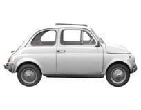 500 шестидесятых годов итальянки фиата автомобиля Стоковое Изображение