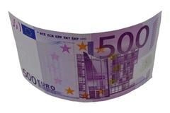 500 euro Immagini Stock