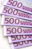 500 euro Stock Images