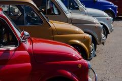 500 kleuren Stock Foto's