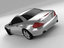500 Mercedes SL Στοκ Φωτογραφίες