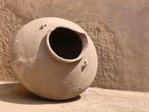 500+ Year Old Inca Pottery stock images