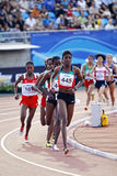 5000 μέτρα της Κένυας συσκε&upsilo Στοκ Εικόνες