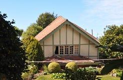 5000 casas condenadas em Christchurch Nova Zelândia Imagens de Stock