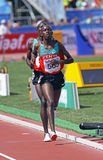 5000 metres men kenya Royalty Free Stock Image