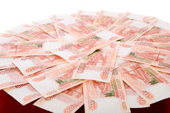 5000 Russian Roubles Stock Images