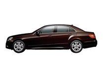 500e Mercedes Images stock