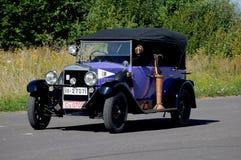 503 1926 fiat oldtimer wieców Obrazy Royalty Free