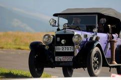 503 1926 fiatoldtimer samlar Fotografering för Bildbyråer