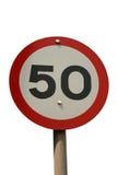 50km Stock Image