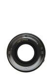50mm透镜挂接 图库摄影
