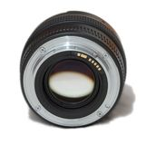 50mm透镜 库存图片