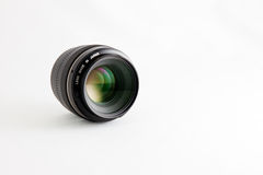 50mm camera lens Royalty Free Stock Photography