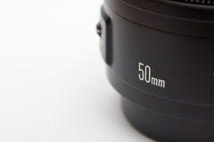 50mm lens Stock Photography