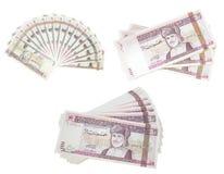 50Riyals Lizenzfreies Stockbild