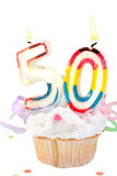 50th birthday Stock Photography