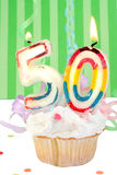 50th birthday Royalty Free Stock Photography