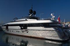 50th edição da mostra dos barcos de Genoa, Italy Fotos de Stock Royalty Free