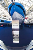 a 50th edição dos barcos mostra em Genoa Fotografia de Stock