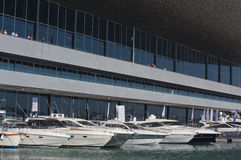 50th edition of the Boats show of Genoa, Italy Stock Photography