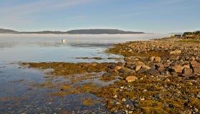51 северная Норвегия Стоковые Изображения RF