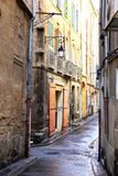 51 en aix - Provence Obrazy Royalty Free
